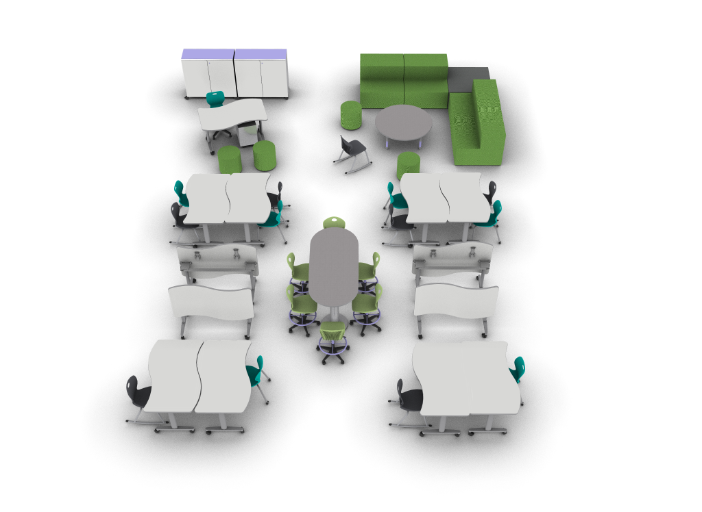 active-learning-classroom-setup