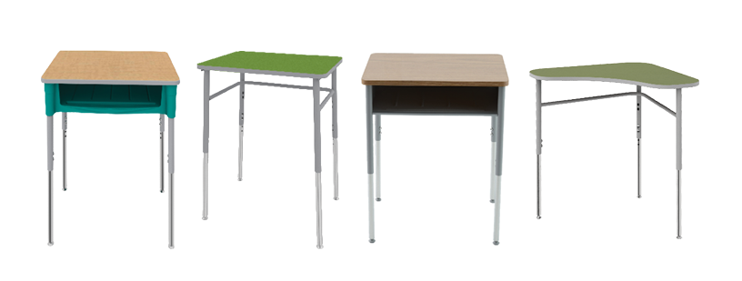 single-student-desks