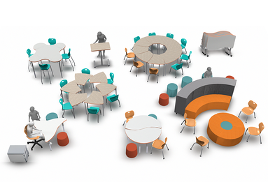 Promote SEL with Classroom Furniture